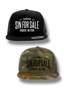Sin for Sale classic trucker
