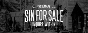 Sin for Sale - Inquire Within